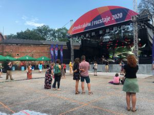 Going hybrid: Cracow's festival scene in the time of a pandemic